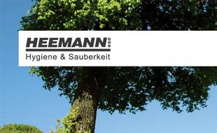 Logo von HEEMANN OHG Fachgroßhandel für Hygiene & Sauberkeit