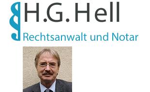 Hell, Hans Günter - Rechtsanwalt und Notar