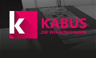 Logo von Werbeatelier Kabus e. K.