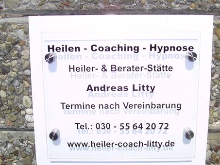Heiler & Berater - Stätte Andreas Litty UG (haftungsbeschränkt)