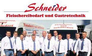 Fleischereibedarf und Gastrotechnik Schneider