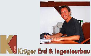 Logo von Krüger Erd- & Ingenieurbau GmbH