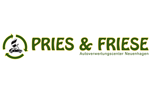 Pries & Friese Autoverwertungscenter - Verwertung - Reparatur- Teilehandel