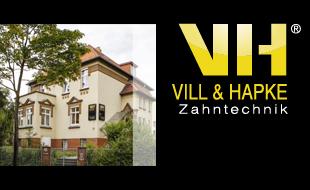 Logo von Vill & Hapke Zahntechnik GmbH