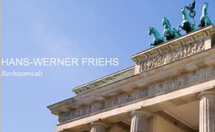 Friehs Hans-Werner
