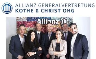 Logo von Allianz Generalvertretung Kothe & Christ oHG