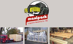 Logo von Maxipack Logistik GmbH & Co. KG