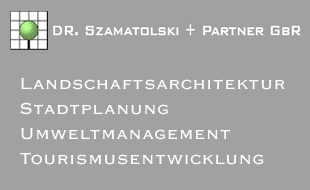 Logo von Dr. Szamatolski + Partner GbR Garten- und Landschaftsarchitekt