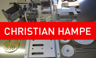 Hampe, Christian - Metallverarbeitung