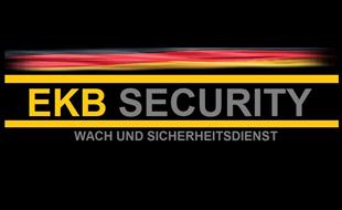Logo von EKB-Security Wach- und Sicherheitsdienst