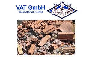 Logo von VAT Viktor-Abbruch-Technik GmbH