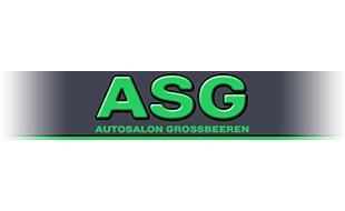 Logo von ASG Autosalon Grossbeeren