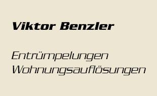 Benzler, Viktor Wohnungsauflösung