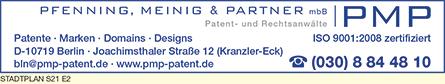 Pfenning, Meinig & Partner mbB