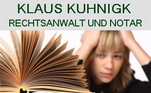 Kuhnigk - Rechtsanwalt und Notar