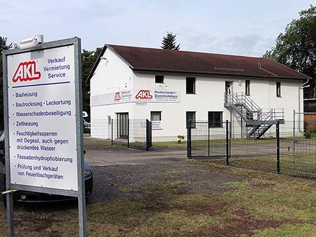 AKL Dienstleistungen GmbH Bauwerksabdichtung - Mauertrockenlegung