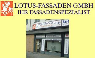 LOTUS-Fassaden GmbH - Spezialbetrieb für Fassaden