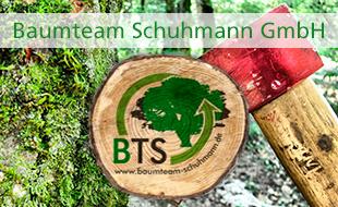 Logo von Baumteam Schuhmann
