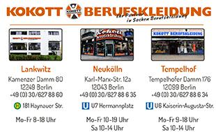 Kokott Berufskleidung Gebr. Haß GmbH