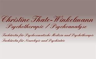 Thate-Winkelmann, Christine, Facharztpraxis - Psychotherapie/ Psychoanalyse