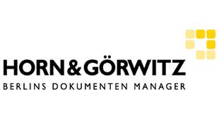 Bild zu Horn & Görwitz GmbH & Co. KG in Berlin