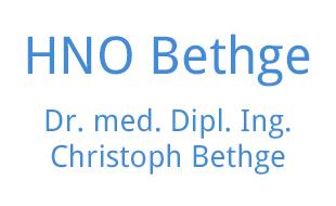Bethge, Christoph, Dr. und Hartmut Bethge