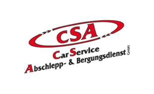 CSA Car Service Abschlepp- & Bergungsdienst GmbH