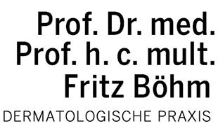 Böhm, Fritz, Prof. Dr. med.