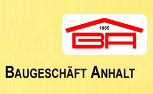 Baugeschäft Anhalt GmbH & Co. KG Hoch-, Tief- u. Stahlbetonbau