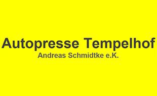 Logo von Autopresse Tempelhof Andreas Schmidtke e. K.
