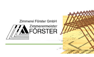 Logo von Förster Zimmerei GmbH