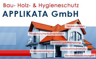 Bild zu APPLIKATA GmbH - Bauabdichtungen in Ludwigsfelde