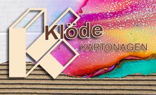 Logo von KLÖDE Kartonagen