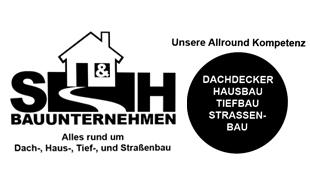 Logo von S&H Dach und Bauunternehmen