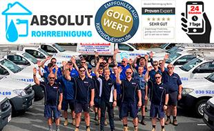 Bild zu Absolut Rohrreinigung Service® in Berlin