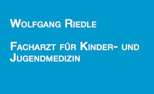 Logo von Riedle Wolfgang