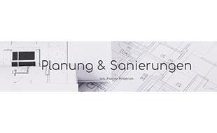 Bild zu Planung & Sanierungen Inh. Florian Friedrich in Berlin