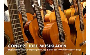 Bild zu Concert Idee Musikladen in Berlin