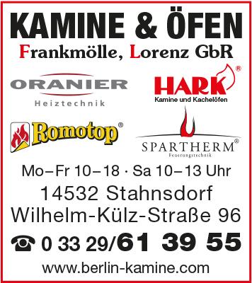 Frankmölle, Lorenz GbR