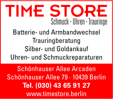 Time Store