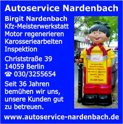 Autoservice Nardenbach - Autowerkstatt