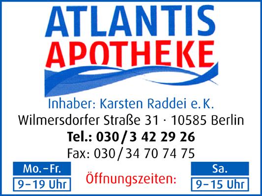 Atlantis-Apotheke, Inh. Karsten Raddei e.k.