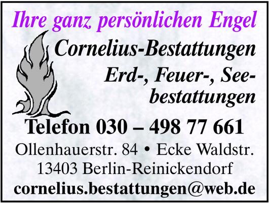 Cornelius-Bestattungen