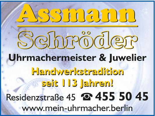 Assmann & Schröder