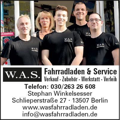 Fahrradladen & Service, Stephan Winkelsesser