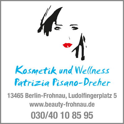 Kosmetik und Wellness Patrizia Pisano-Dreher
