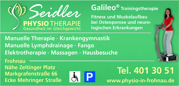 Seidler Physiotherapie
