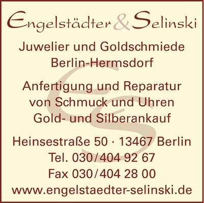 Engelstädter & Selinski Juwelier und Goldschmiede