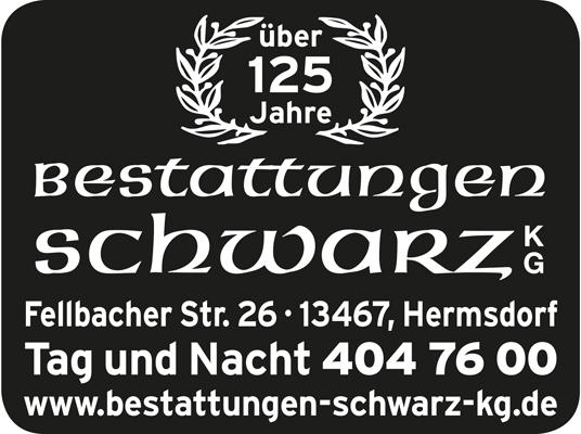 Bestattungen Schwarz KG