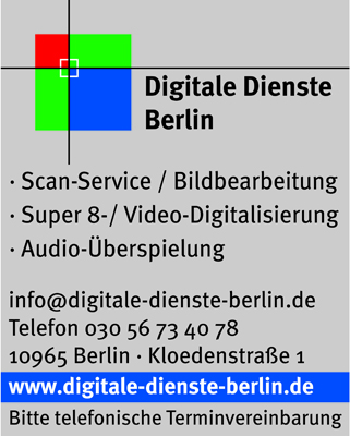 Digitale Dienste Berlin